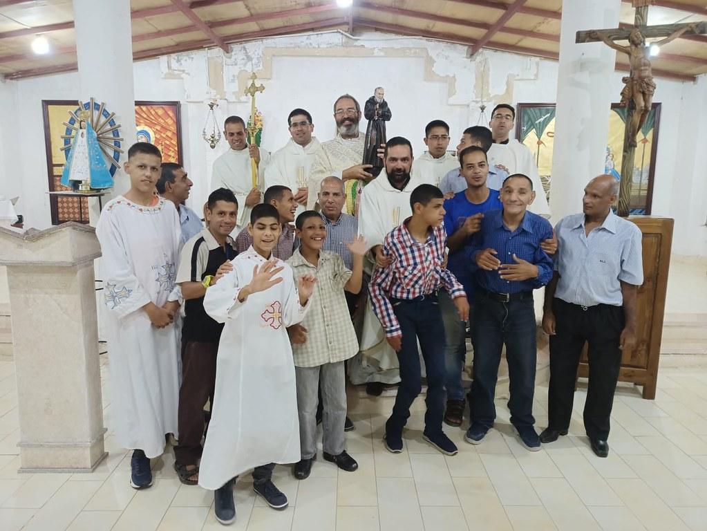 Egipto - Fiesta patronal en la Ciudad de la Caridad