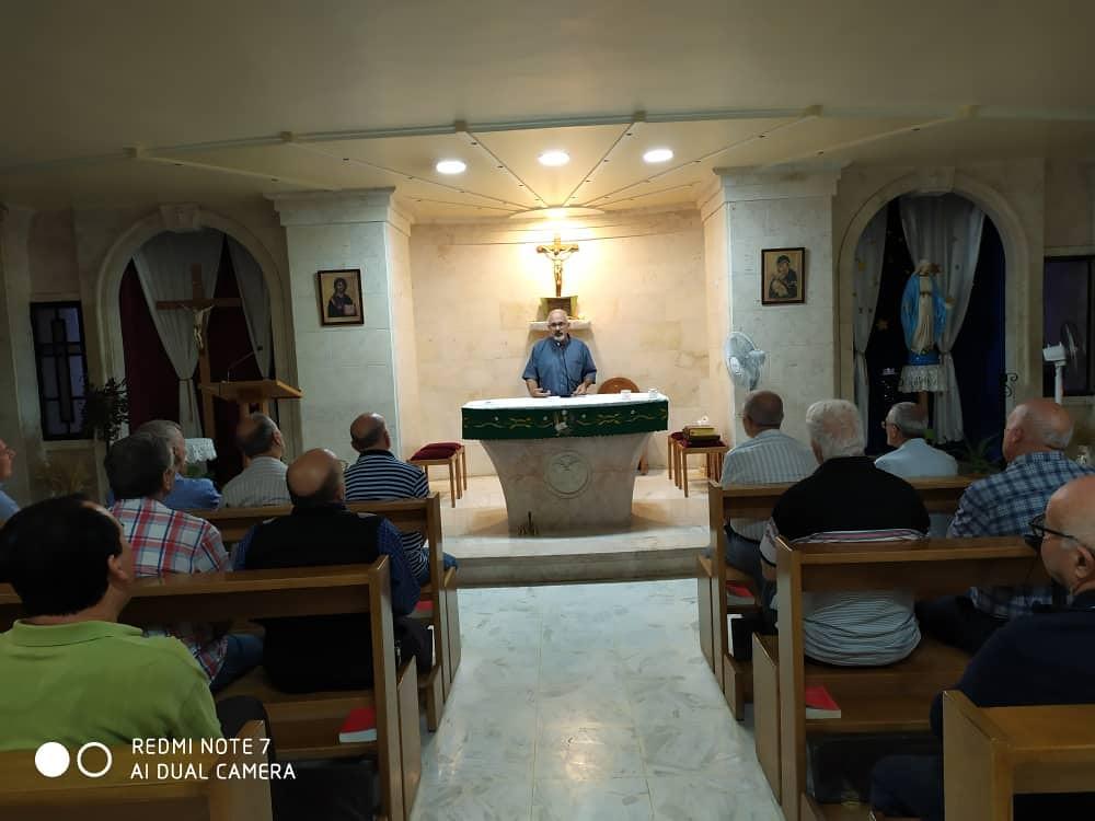 Siria - Ejercicios Espirituales