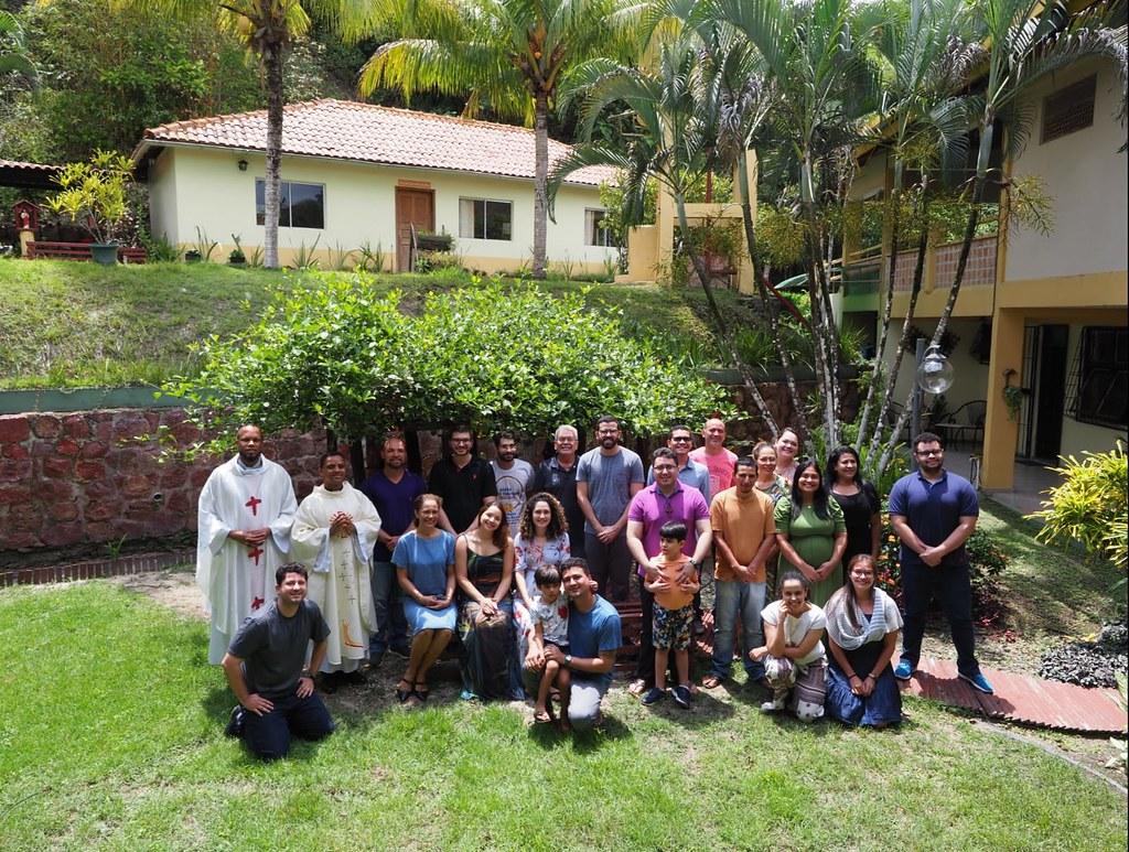 Brasil - Ejercicios Espirituales en Amazonas