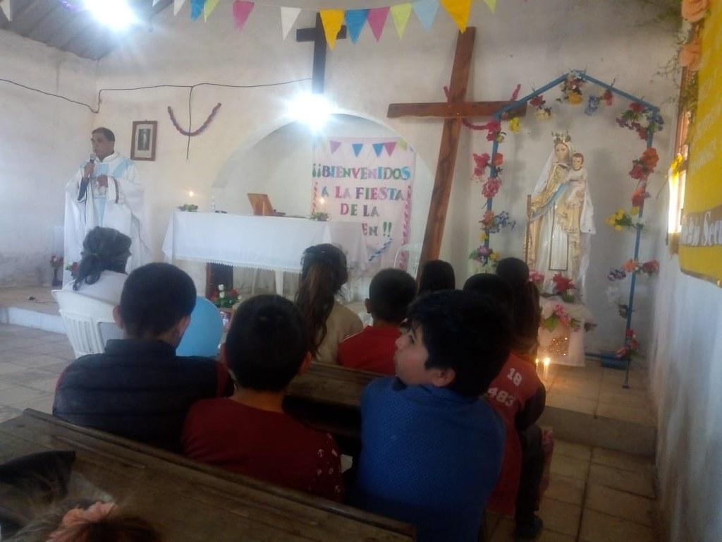 Argentina - Fiesta de la Virgen de la Merced en Los Juríes