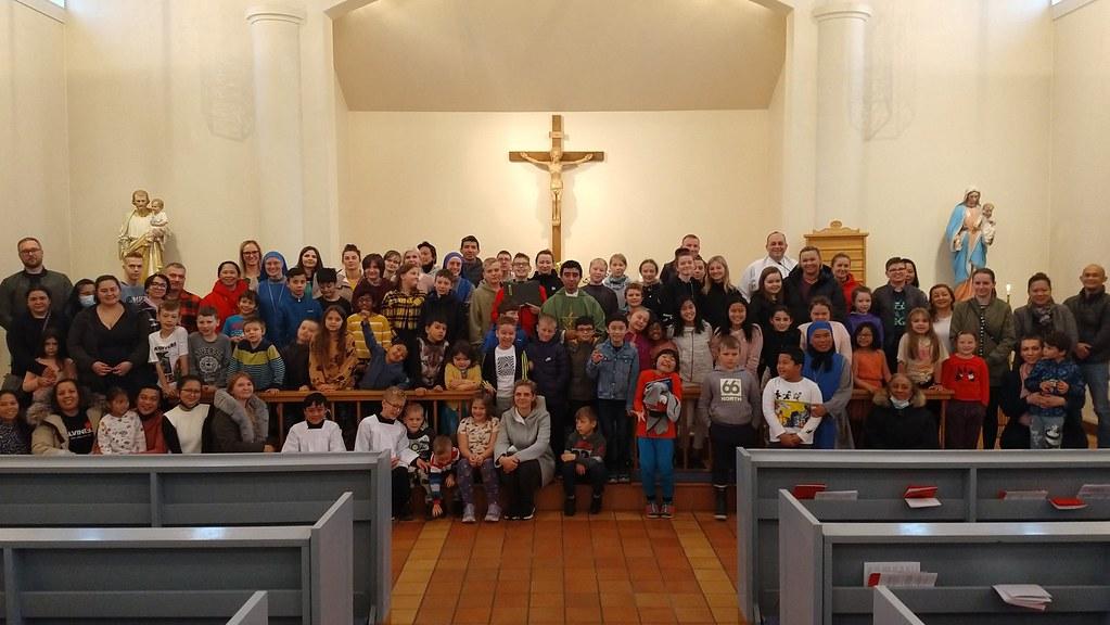 Islandia - Comienzo del Catecismo y del Oratorio