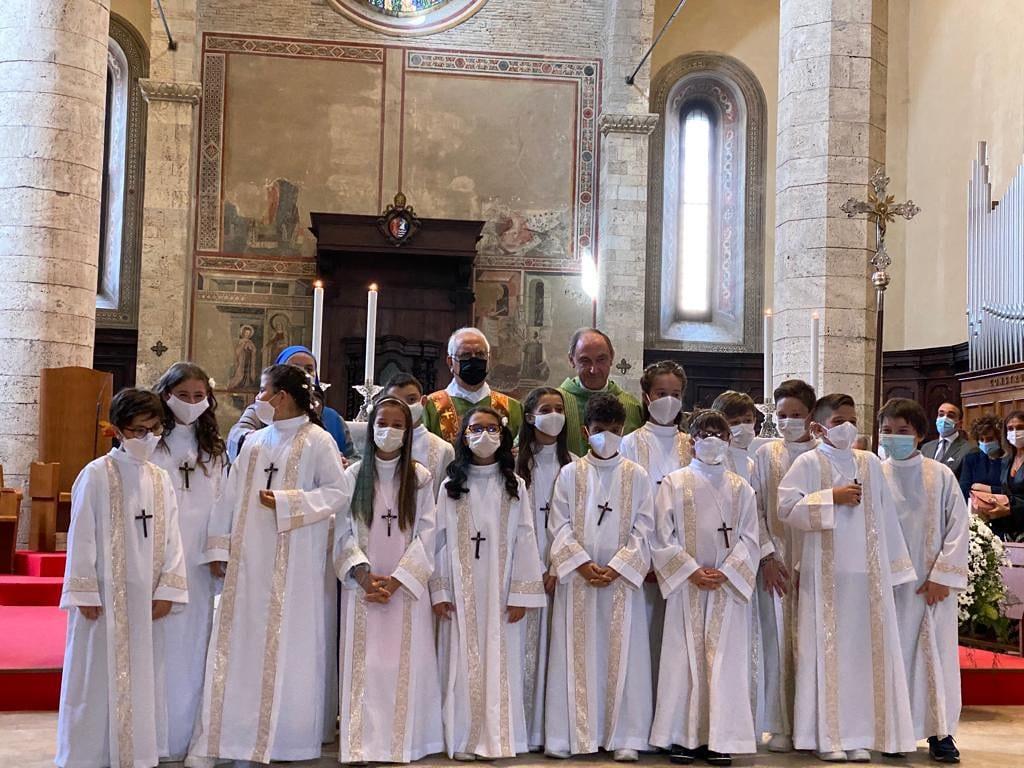 Italia - Retiro y Primeras Comuniones en Teramo