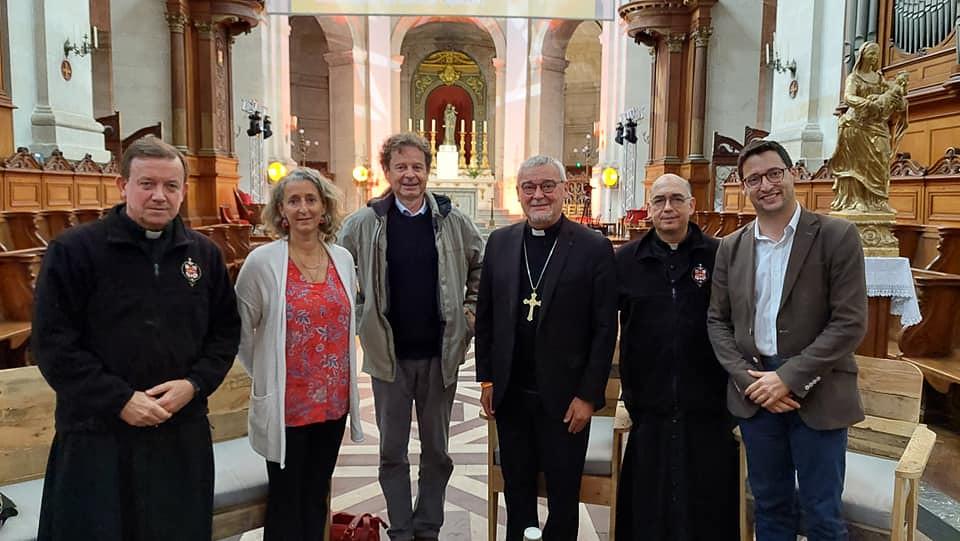 Francia - Talleres sobre la fe y la razón para el Congreso misión en La Rochelle