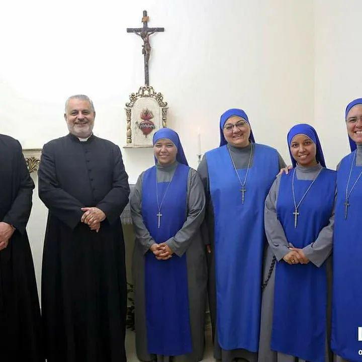 Jordania - Nueva Fundación de las Servidoras en Amman