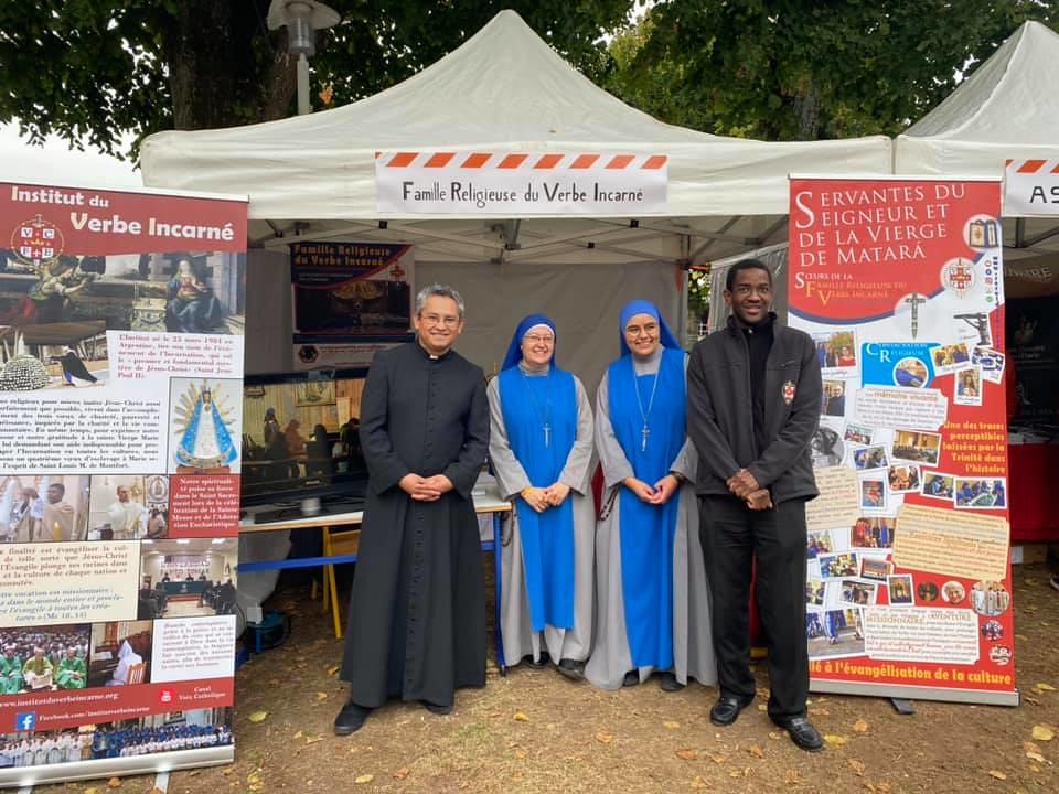 Francia - Congreso misión en La Rochelle