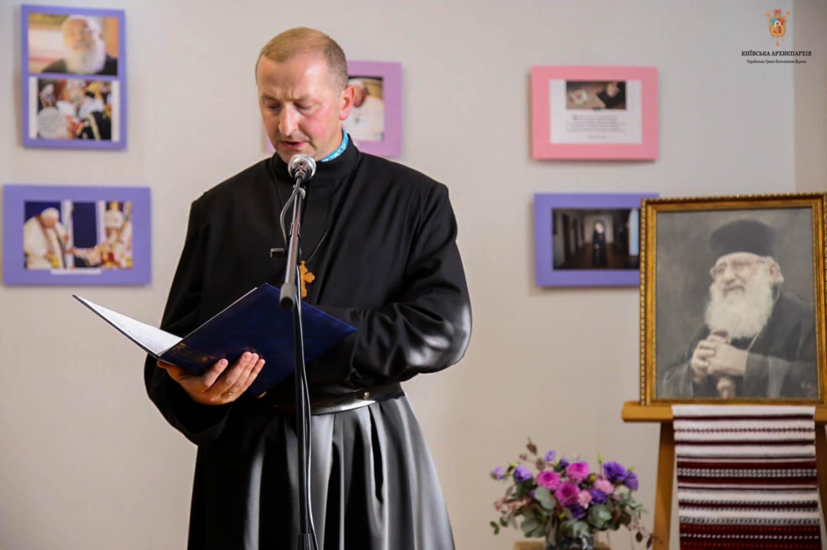 Ucrania - Museo del Patriarca Lubomyr Husar