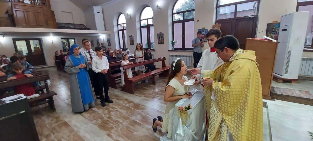 Tayikistán - Primera Comunión y Confirmación