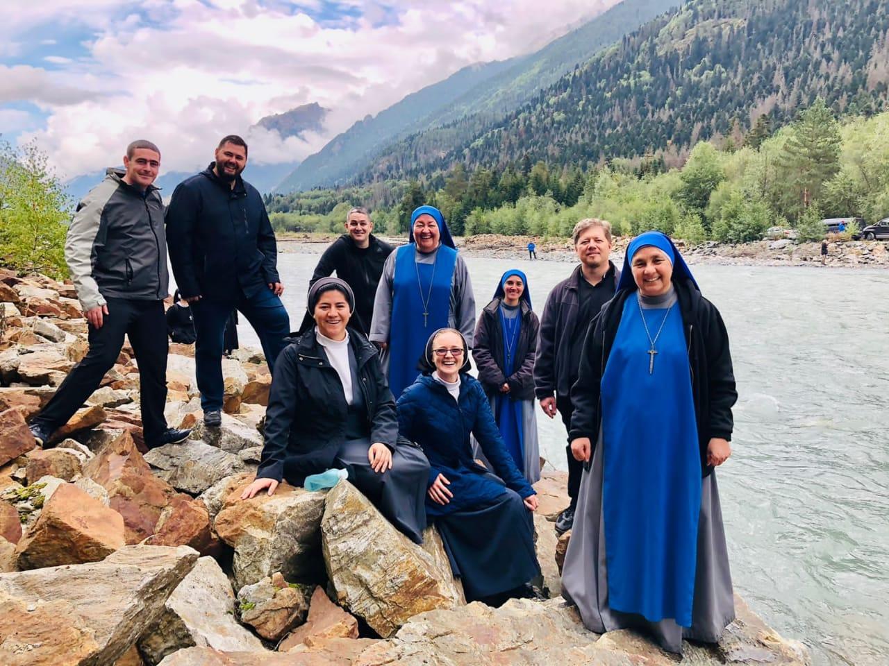 Rusia - Conferencia Diocesana