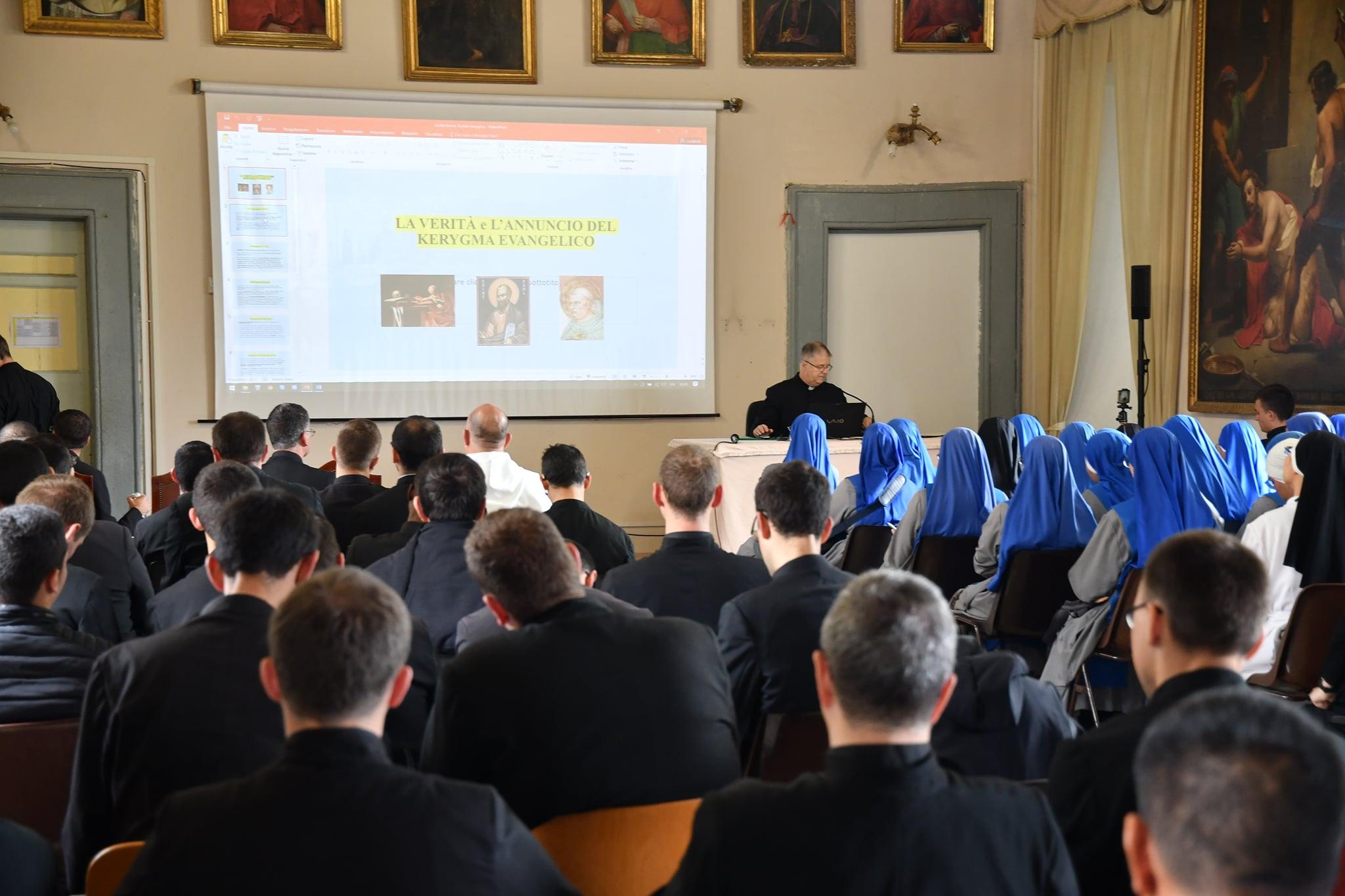 Italia - Inicio del año académico en el Seminario Mayor