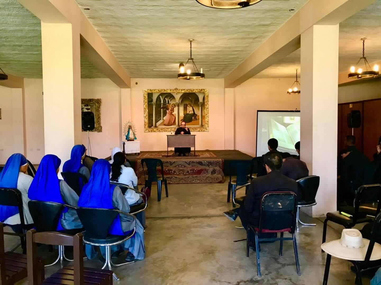 Perú - Jornada Bíblica en el Seminario Mayor