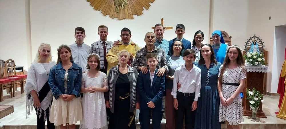 Tayikistán - 24° aniversario de la misión