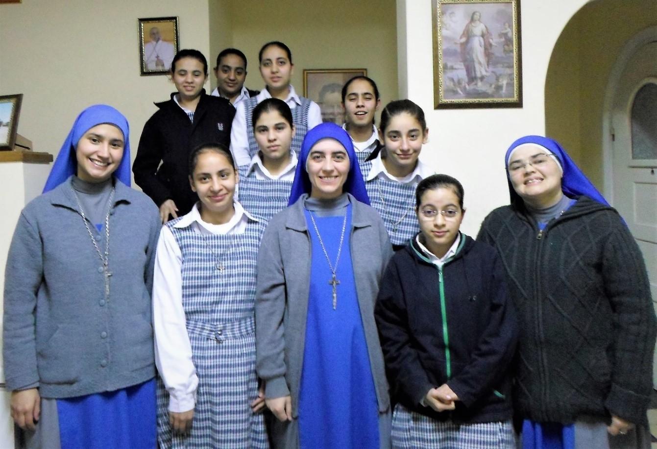 Aspirantado Egipto SSVM
